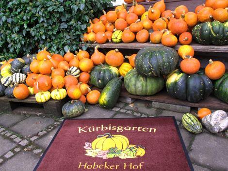 Fußmatte für Hofladen